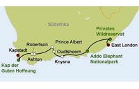 »Reise nach Südafrika - Zauberhafte Kapregion«