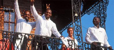 »Südstaaten-Sinfonie: Das French Quarter in New Orleans«