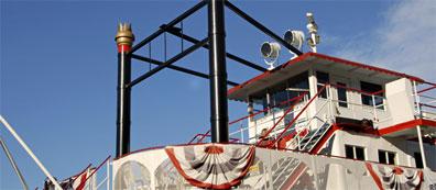 »Südstaaten-Sinfonie: Bootsfahrt im Mississippi Delta«