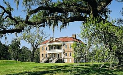»Historischer Süden Mietwagenreise USA: Südstasten Villa«