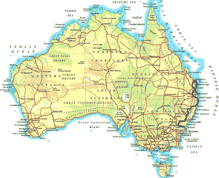 »Individuelle Motorradtouren Sydney - Brisbane - Cairns«