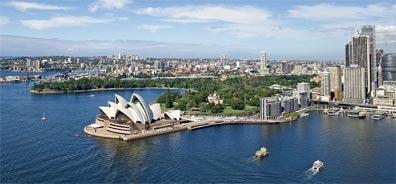 »Rundreise Faszination Ostküste: Die Oper in Sydney«