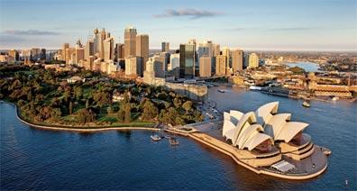 »Stadtkultur und Wildlife: Preiswerte Rundreise Australien«