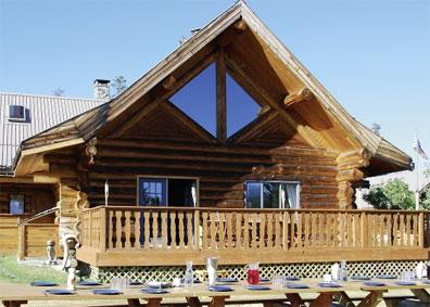 »Terra Nostra Guest Ranch - Wilderness Experience Kanada«
