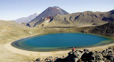 »Tongariro Nationalpark Neuseeland«