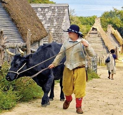 »USA - Tor zur Neuen Welt: Plimoth Plantation«