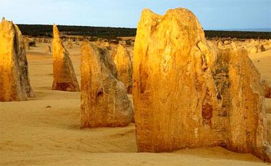 »Traumzeit für die Sinne: Australien Pinnacles«