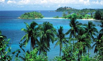 »Verlängerungen des Australien Urlaub: Bintan Island«