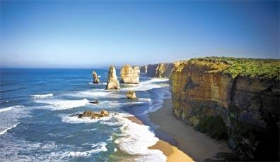 »Twelve Apostles: Australien Reise Great Ocean Road«