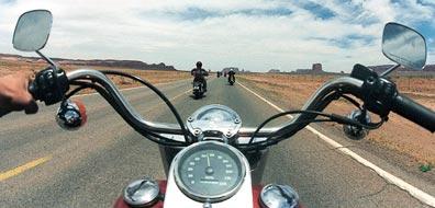 »Individuelle Motorradreisen durch die USA«