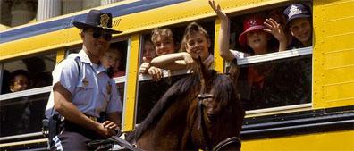 »Busrundreise quer durch die USA von Ost nach West«