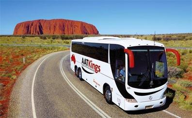 »Australisches Panorama: Reise zum Uluru«