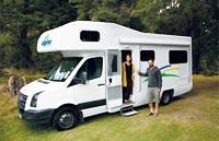»Campervans und Wohnmobilvermieter Neuseeland«