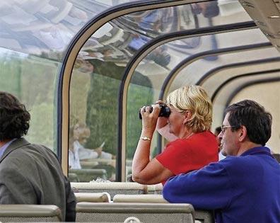 »Kanada für Genießer: VIA Rail Zugreise«