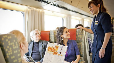 » VIA Rail - The Canadian: Zugreise ab Toronto bis Vancouver «
