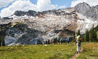 »Trekkingreise Kanada - Lockruf des Westens«