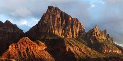 »Magnete der Ost- & Westküste: Watch man, Zion Nationalpark«