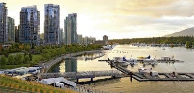 »Wanderreise in Westkanada: Vancouver«