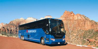 »Busreise durch den Westen der USA: Western Bonanza«