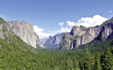 »Reise zum Yosemite Nationalpark - Western Express«