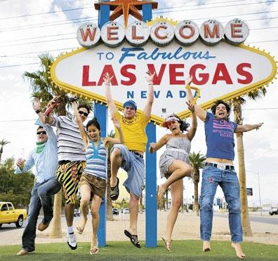 »Western Highlights 8 Tage/7 Nächte Los Angeles bis Las Vegas«