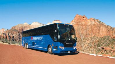 »Der Südwesten & New York: Busrundreise USA«
