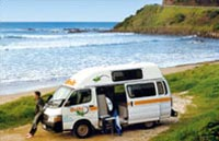 »Wohnmobil mieten in Neuseeland: Motorhomes, Campervans, 4WD«