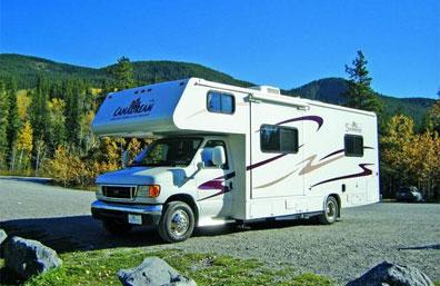 »Ihr Camper für die Reise durch Westkanada«