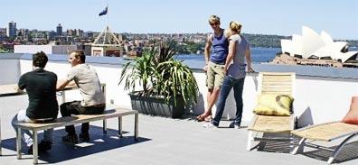 »YHA Sydney: preiswerte Jugendherberge in Sydney (Australien)«