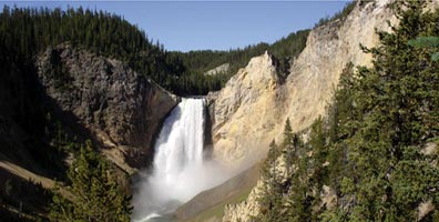 »Erkundungen im berühmten Yellowstone Nationalpark«