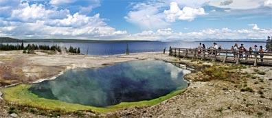 »Rocky Mountain Frontiers: Yellowstone-Nationalpark«