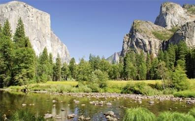 »USA Rundreise Golden West: Yosemite Nationalpark«