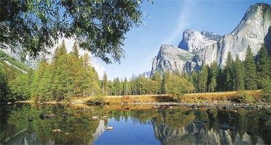 »Reise Yosemite Nationalpark - Höhepunkte des Westens«