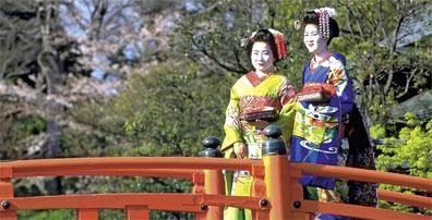 »Zauberhaftes Japan Reise ab Tokyo / bis Osaka«