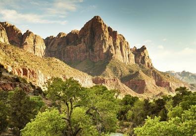 »Der Amerikanische Westen: Zion Nationalpark«