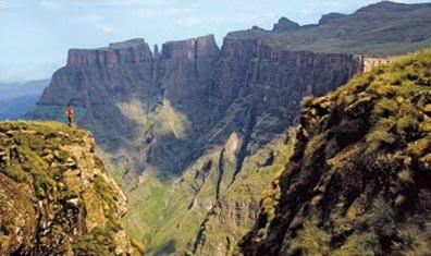»Drakensberg - Reise zu den Naturwundern Südafrikas«