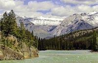 »Glacier & Mountain Explorer - Rundreise Mietwagen Kanada«