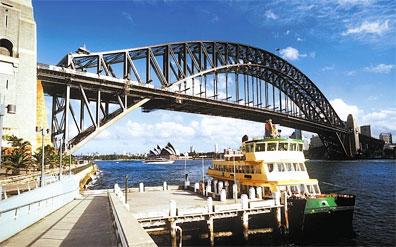 »Australien erfahren - 30 Tage / 29 Nächte ab/bis Sydney«