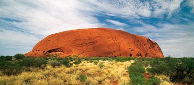 »Australische Vielfalt - Reise zum Ayers Rock / Uluru«