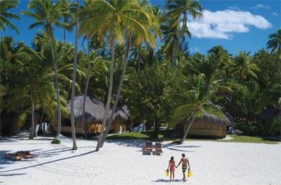 »Von Tahiti aus zu den Trauminseln Moorea und Bora Bora«