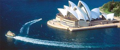 »Die Oper in Sydney - Uluru Rundreise Australien«