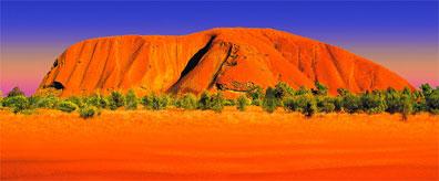»Unbestrittenes Highlight Ihrer Reise, der Uluru-Nationalpark«