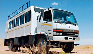 »Safari-Truck - Abenteuer in wilder Natur«