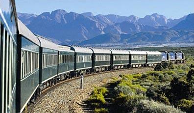 »Rovos Rail ist einer der luxuriösesten Züge der Welt«