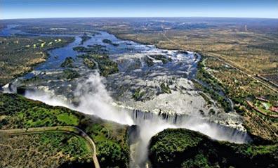 »Die imposanten Victoria Fälle - Afrikas Perlen Rundreise«