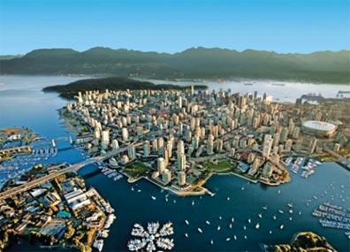 »Reise nach Vancouver - Mystisches Alaska und Kanada«