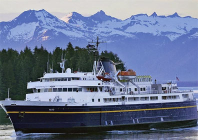 »Alaska State Ferry - Mystisches Alaska & Kanada«
