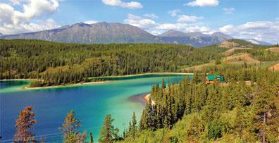 »Yukon - Mystisches Alaska & Kanada Erlebnisreise«