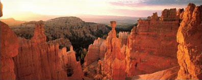 »Amerikanische Impressionen - Bryce Canyon Nationalpark«