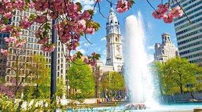 »Philadelphia - Rundreise per Bus von Ostküste zu Westküste«